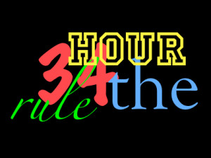 the 34-hour rule